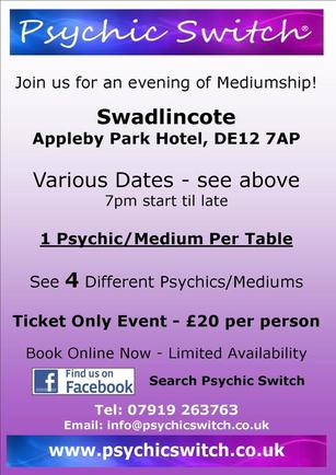 Psychic Switch Walsall